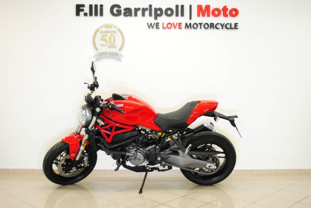 Ducati Monster 821 (2018 - 20) Nuova