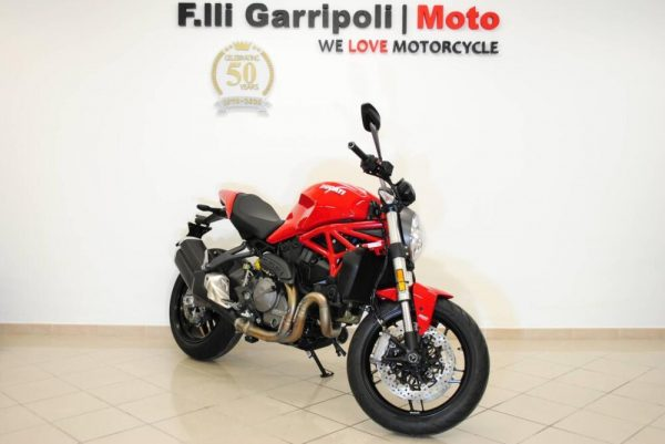 Ducati Monster 821 (2018 - 20) Nuova