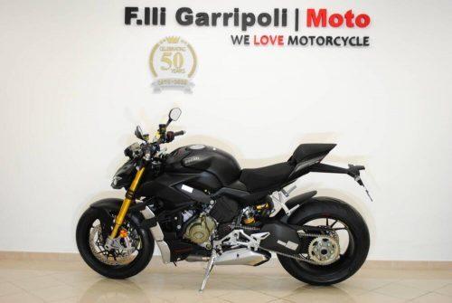 Ducati Streetfighter V4 1100 S (2021) Nuova