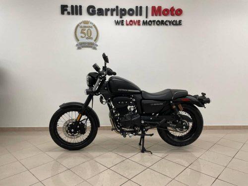 Motron Motorcycles Revolver 125 (2021) Nuova
