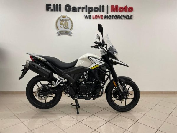 Motron Motorcycles X-Nord 125 (2021) Nuova