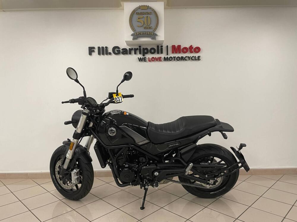 Benelli Leoncino 500 (2021) Nuova