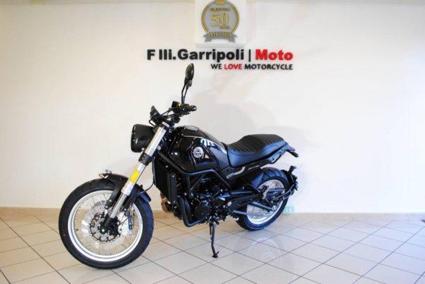 Benelli Leoncino 500 Trail (2021) Nuova
